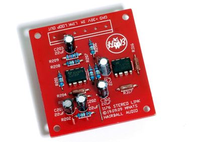 1176 Stereo Link Board