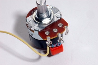 Attack Pot Assembly with Yellow Wire