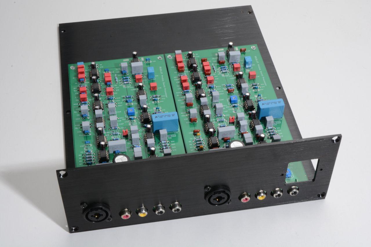 Linkwitz Speaker Build