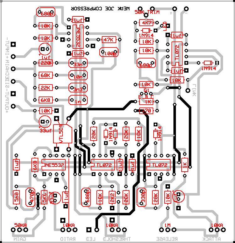Weak Joe Optical Compressor Alesis Schematic on alesis ra150 schematic, alesis sr-16 demo, alesis studio 32 schematic,